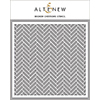 Altenew Broken Chevrons Stencil