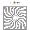Altenew Illusion Spiral Stencil