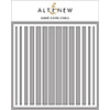 Altenew Ombre Stripes Stencil