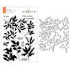 Altenew Leaf Clusters Stamp & Die Bundle