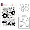 Altenew Peaceful Reverie Stamp & Die & Mask Stencil Bundle