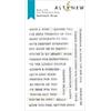 Altenew Sentiment Strips Stamp Set