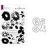Altenew Sunflower Daisy Stamp & Die Bundle