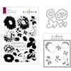 Altenew Sunflower Daisy Stamp & Die & Mask Stencil Bundle