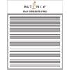 Altenew Beach Towel Stripes Stencil
