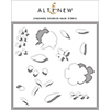 Altenew Charming Doodles Mask Stencil