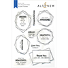 Altenew Crystal Frames Stamp Set