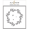 Altenew Wonderful Wreath Stencil