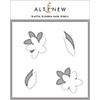 Altenew Playful Plumeria Mask Stencil