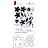 Altenew Playful Plumeria Stamp & Die & Mask Stencil Bundle