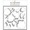 Altenew Wavy Roses Mask Stencil