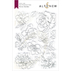 Altenew Flower Garden Stamp Set