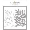 Altenew Foliage Stencil