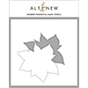 Altenew Modern Poinsettia Mask Stencil