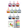 Altenew Tropical Fiesta Watercolor Brush Markers & Refill Bundle
