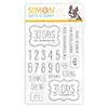 Simon Says Cz Design 30 Days Of Thankful Stamptember 2019 Stamp Set