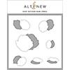 Altenew Rosy Outlook Mask Stencil