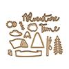 Spellbinders Adventure Time Snapshots Die Set