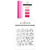 Altenew Cherry Blossom Gradient Cardstock & Rose Flurries 3D Die Set Bundle