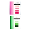 Altenew Cherry Blossom & Green Meadows Gradient Cardstock Bundle