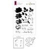 Altenew Classic Beauty Stamp & Die & Mask Stencil Bundle