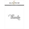 Altenew Fancy Thanks Die