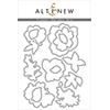 Altenew Flower Garden Die Set