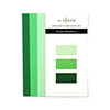 Altenew Gradient Cardstock Set - Green Meadows