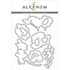 Altenew Poppy Garden Die Set