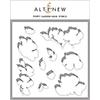 Altenew Poppy Garden Mask Stencil