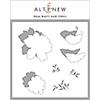 Altenew Regal Beauty Mask Stencil