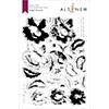 Altenew Regal Beauty Stamp Set