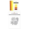 Altenew Summer Afternoon Gradient Cardstock & Fantasy Floral 3D Die Set Bundle