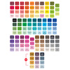 Altenew 126 Crisp Dye Ink Mini Cube Set