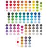 Altenew 126 Crisp Dye Ink Oval Set