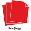 Papertrey Ink Perfect Match Pure Poppy Cardstock