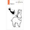 Altenew Alpaca Stamp Set