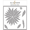 Altenew Bursting Dahlia Stencil