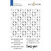 Altenew Dotted Diamonds Stamp Set