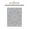 Altenew Dotted Starburst Debossing Cover Die
