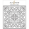 Altenew Hand-Drawn Tile Stencil