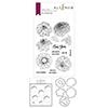 Altenew New Beginnings Stamp & Die & Mask Stencil Bundle