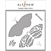 Altenew Tranquil Wings Stencil