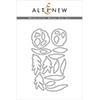 Altenew Watercolor Roses Die Set
