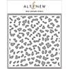Altenew Wild Leopard Stencil