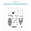 Papertrey Ink / Ink To Paper Balloon Wishes Stamp Set