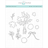 Papertrey Ink / Ink To Paper Birthday Bouquet Die Set