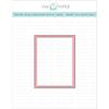 Papertrey Ink / Ink To Paper Border Bling: Skinny Embossed Frame Die