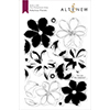 Altenew Fabulous Florets Stamp Set