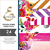 Altenew Fuchsia Soiree 6X6 Paper Pack